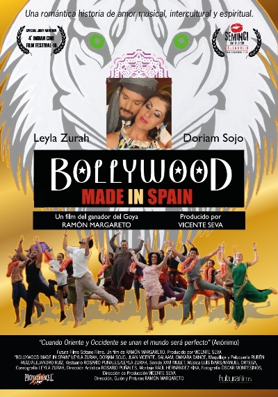 Nutriguía La Película Española Bollywood Made In Spain Se Estrenará
