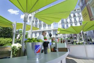 Nutrigu a jard n brugal casa de am rica for Restaurante casa america terraza