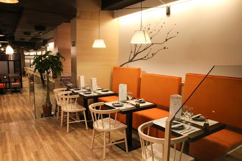 Adorococinar abre sus puertas sumo un restaurante de for Puertas de cocina de restaurante